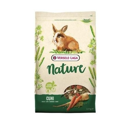 VERSELE LAGA Cuni Nature 2,3kg Królik