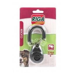 RIGA-Kliker dla psa / mix kolorów