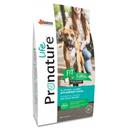 Pronature Life Dog Fit Green 2,72kg