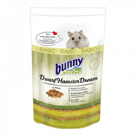BUNNY Dwarf Hamster Dream 400g