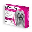 FRONTLINE Tri-Act XS 2-5 kg 3 pipety