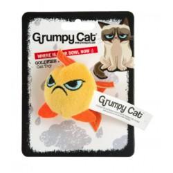 GrumpyCat piłka- złota rybka dla kota