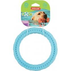 ZOLUX Zabawka pływająca TPR MOOS koło niebieskie 17cm