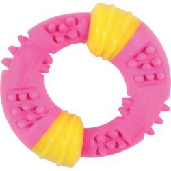 ZOLUX Zabawka TPR SUNSET ringo 15 cm różowy