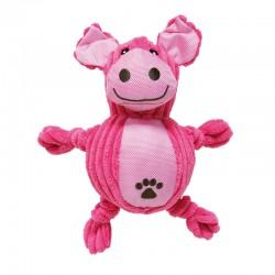 RECORD zabawka pluszowa dla psa Świnka 23cm