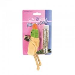 RECORD zabawka dla kota z kocimiętką Kaczka 12cm