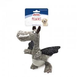 RECORD zabawka pluszowa dla psa Smok 26,6cm