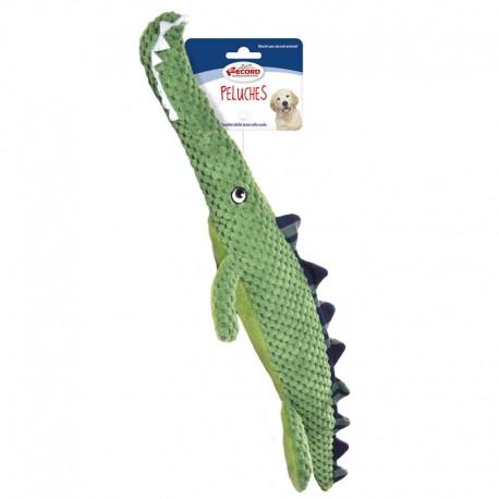 RECORD zabawka dla psa pluszowa Aligator 50,8cm