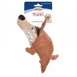 RECORD zabawka dla psa pluszowa Wilk 28,0 cm