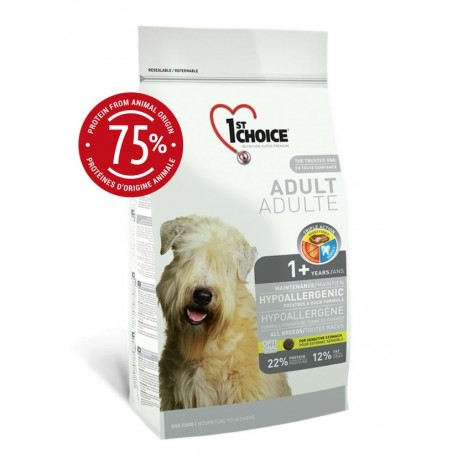 1st Choice Dog Hypoallergenic 2,72kg