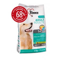 1st Choice Dog Light Healthy Weight 6 kg