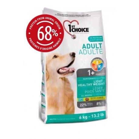 1st Choice Dog Light Healthy Weight 6 kg