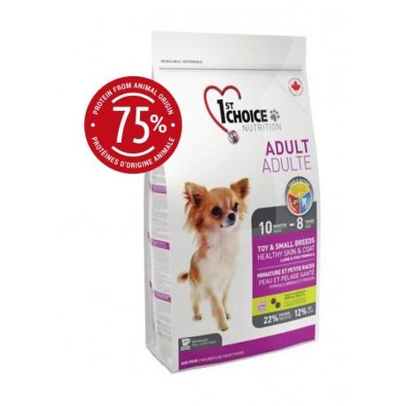 1st Choice Dog Adult Toy Sensitive Skin & Coat 2,72kg