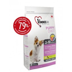 1st Choice Puppy Toy Sensitive Skin & Coat 2,72kg