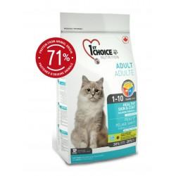 1st Choice Cat Healthy Skin & Coat 5,44kg
