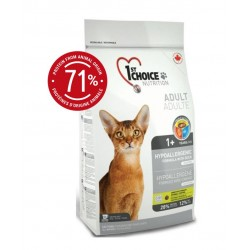 1st Choice Cat Hypoallergenic 2,72kg karma dla kota bez zbóż