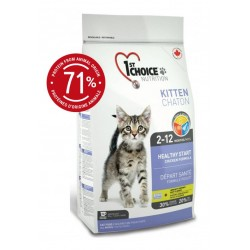1st Choice Cat Kitten Healthy Start 2,72 kg