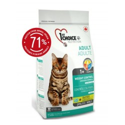1st Choice Cat Light weight control 5,44 kg
