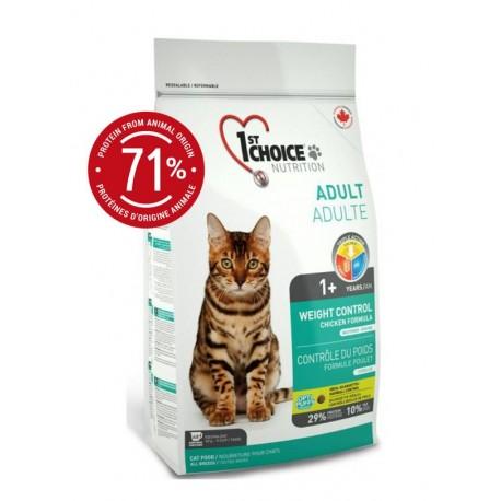 1st Choice Cat Light weight control 5,44 kg