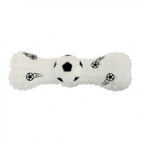 ZOLUX Winylowa kość futbol 15cm