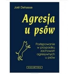 Książka Agresja u psów. Postępowanie w przypadku zachowań agresywnych u psów