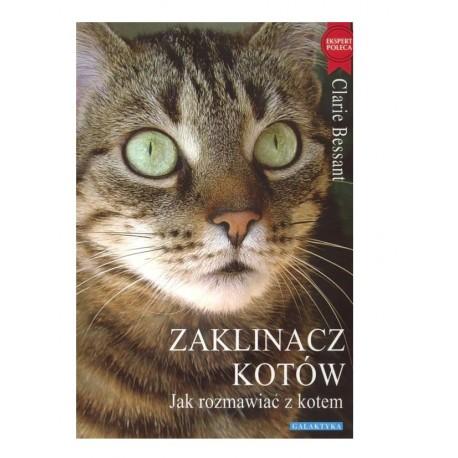 Książka Zaklinacz Kotów
