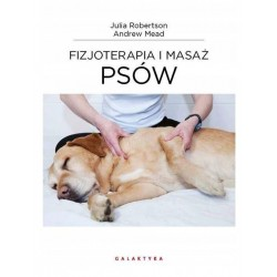 Książka Fizjoterapia i masaż psów
