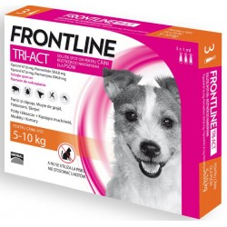 FRONTLINE Tri-Act S 5-10 kg 3 pipety