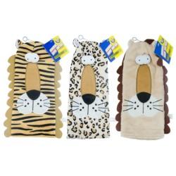 PetSport Zabawka dla psa Animal Skin mix na butelkę