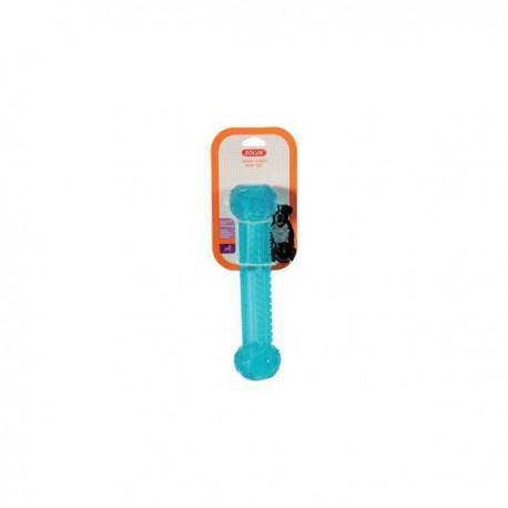 ZOLUX Zabawka z TPR POP stick 25cm - błękitna