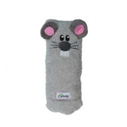 AFP Zabawka dla kota Skarpeta-Myszka z kocimiętką