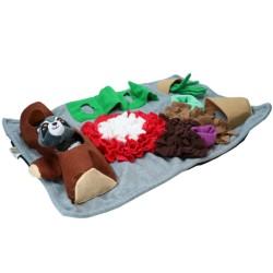 AFP Mata węchowa prostokątna z zabawkami