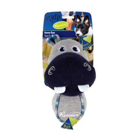 AFP Reactive Pluszowy Hipopotam z piłką