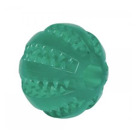 NOBBY Piłka z gumy TPR Dental Line 7cm