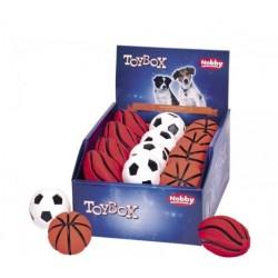 NOBBY Piłka latex - rugby/ koszykówka/ piłka nożna