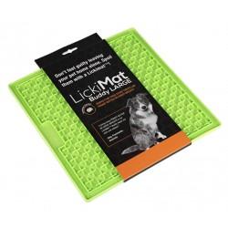 Mata do lizania LickiMat® Buddy Large zielona