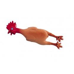 NOBBY Zabawka kurczak 26cm