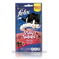 Felix Play Tubes indyk i szynka 50g