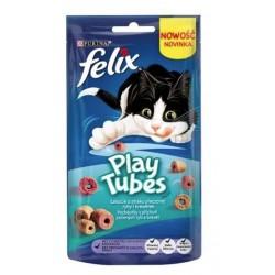 Felix Play Tubes ryby i krewetki 50g