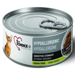 1st Choice Cat Hypoallergenic 85g