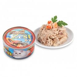 Princess Premium ZEST Kurczak Tuńczyk Surimi 170g