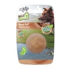 AFP Wild and Nature - Maracas Wood Ball S drewniana piłka