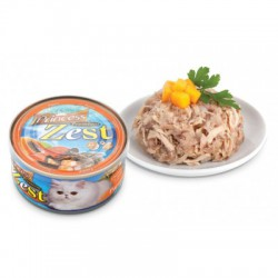 Princess Premium ZEST Kurczak Tuńczyk Papaya 170g
