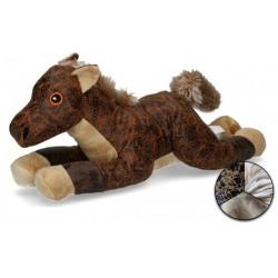 Elegant Zabawka dla psa koń brązowy