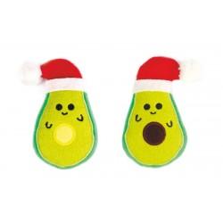 Record- świąteczna zabawka dla kota- awokado