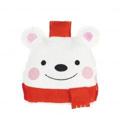 Record świąteczna zabawka dla psa Miś Polarny
