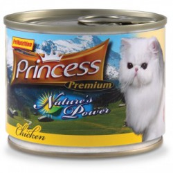 Princess Nature's Power Kurczak 200g z tauryną