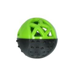 DOG COMETS Moonstone piłka na przysmaki zielona