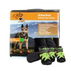 AFP Buty dla psa zielone S