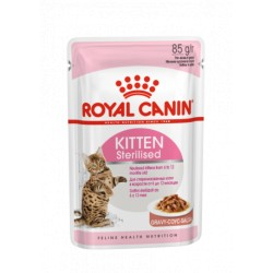 ROYAL CANIN Kitten Sterilised 85g Saszetka